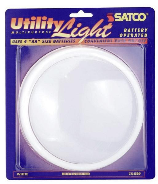 BATTERY OPERATED UTILITY LIGHT 1/CD
