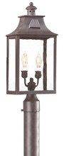 Troy PCD9003OBZ - Newton 2Lt Post Lantern Medium